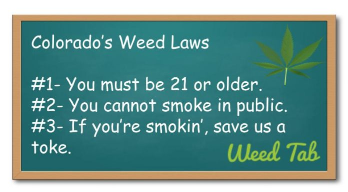 colorado weed laws