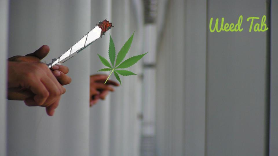 weed prison