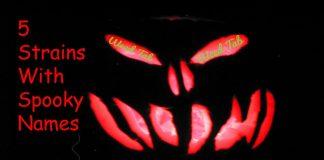spooky strains