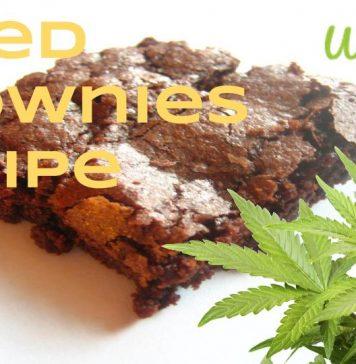weed brownies recipe